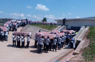 Use of Technology to Identify Remains of Genocide Victims Mooted
