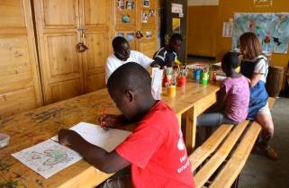 Gisimba Orphanage Turns into Training Centre