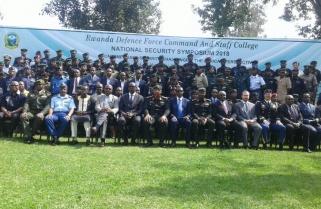 Annual Security Forum Opens in Rwanda