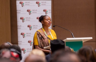 Women Tell Their HIV Stories at ICASA2019