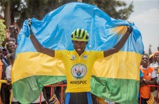 Tour du Rwanda gets youngest champion: Samuel Mugisha