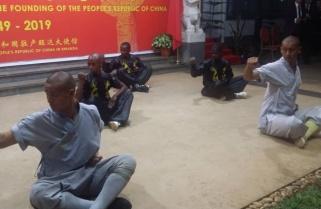 Chinese Community In Rwanda Celebrate 70th Anniversary