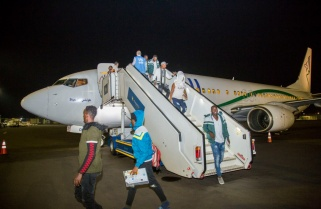 They're Here: Rwanda Receives 123 More Migrants From Libya
