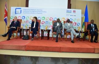 Rwanda, UK Unveil Rwf25bn Program for English and Maths in Primary Schools