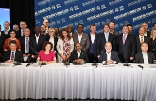 Kagame Co-chairs Broadband Commission for Sustainable Development in New York