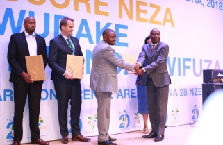 Rwanda's Revenue Collections Inceeased by 22%