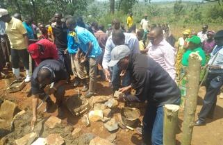 Umuganda: PM Ngirente Launches Construction of Classrooms in Nyagatare