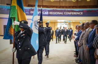 PM Ngirente Challenges INTERPOL on Curbing Illicit Financial Flows