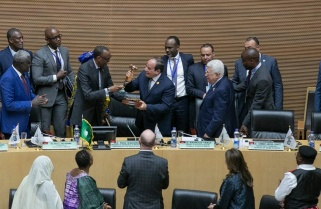 Kagame's AU Chairmanship Ends; Hands Over to Abdul Fattah Al-Sisi of Egypt