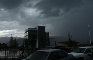 Heavy Rains Forecast: Possible Floods and Landslides