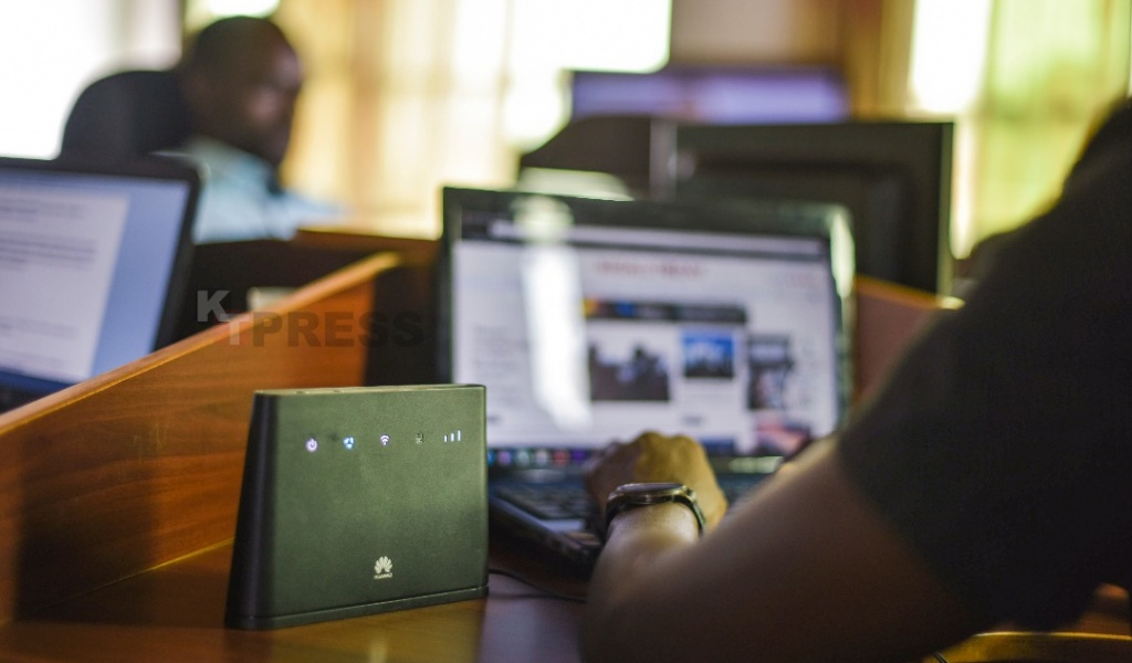 Did you Know your House Can be Connected to the Internet at Rwf50,000?