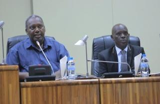Parliament Remodels Battle against Embezzlement
