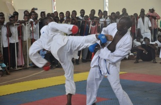 Karate Federation Gears for Continental Tourney