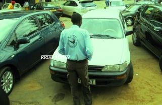 Kigali Street Parking Goes Electronic
