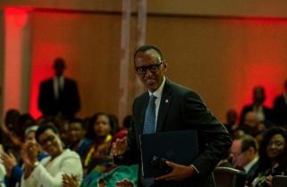Whenever Women Gain, Everybody Gains – President Kagame
