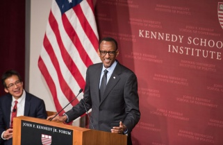 Kagame Due at Havard Next Week for 2nd Year in a Row