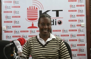 Meet Rwanda's Female Cricketer and Record Breaker Cathia Uwamahoro