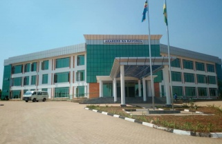 Rwanda's Vision 2020 Shinny District Offices
