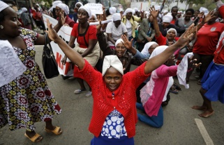 Kenya Shilling Regains as Elections Violence Ceases