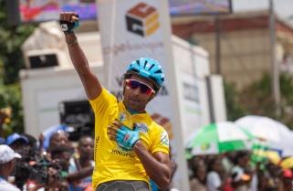 Merhawi Kudus WinsTour du Rwanda'sToughest, Maintains Overall Lead