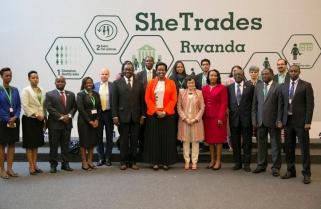 New App Links Rwandan Women Traders to 5000 Markets
