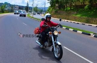 54 Years Touring the World on Motorbike