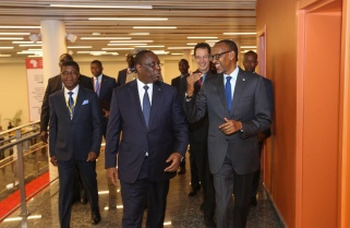 President Macky Sall Roots for Numerical Revolution