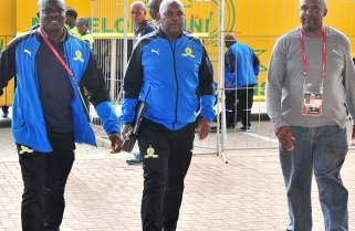 Sundowns Arrive in Kigali for Rayon Sports CAF CL Clash