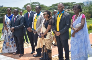Former PM Uwiringiyimana's Daughter Pays Tribute to Mother