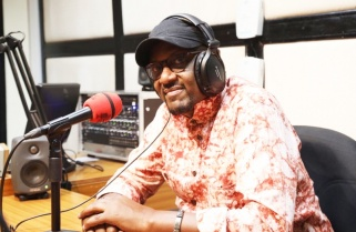 Intore Masamba Pauses Music to Focus on A Job at Culture Ministry