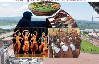 Outcome of PM Narendra Modi Visit to Rwanda