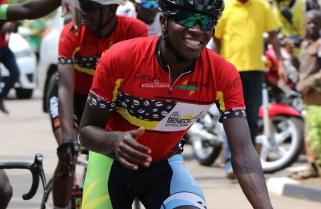 Munyaneza Wins Memorial Lambert Byemayire Cycling Race