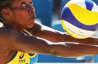 Beach Volleyball duo eye Commonwealth Games slot in Sierra Leone
