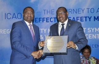 Rwanda Scoops Global Aviation Safety Award