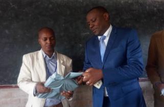 National Exams Kick off, Munyakazi Urges Candidates to Excel
