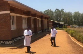 Japanese Embassy, Nyamata Hospital Sign $ 89,985 Grant Agreement