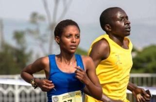 Nyirarukundo, Muhitira win Kigali Half Marathon
