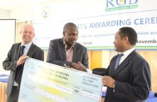 UN awards US$ 740,000 grants to civil societies in Rwanda