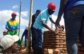 Pan Africanists Participate in Muganda