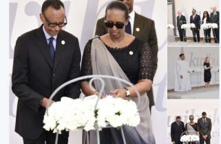 Tribute to Rwanda's Sons, Daughters Victims of Genocide against Tutsi