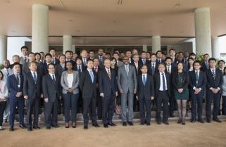 Rwanda Wants Share of Japanese Technology – Kagame