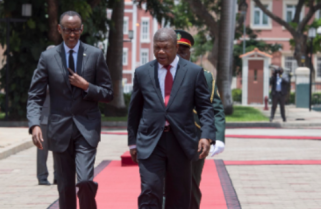 Kagame Courts Angola to Do Business with Rwanda