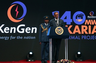 Kagame Pushes for Investment in Renewable Energy for Africa