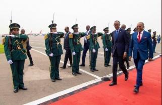 All Eyes On Luanda as President Kagame, Museveni Meet