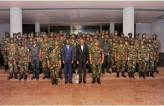 Kagame tells security forces to be alert over regional insecurity