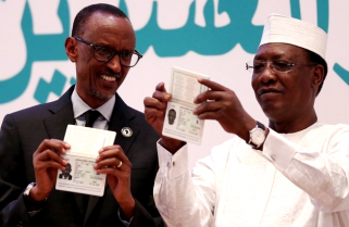 President Kagame Calls For Serious Business at AU-Summit