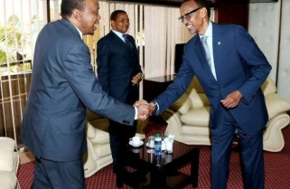 Kagame Tells Kenyan Business Community Not to Wait for 'Manna'