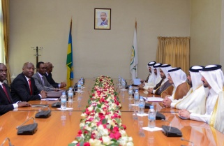 Rwanda, Qatar Seek to Boost Business Ties