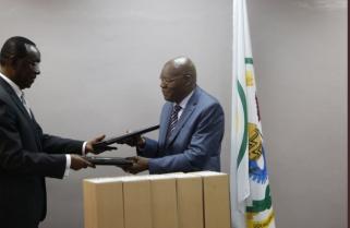 New Rwanda Senate President Assumes Office