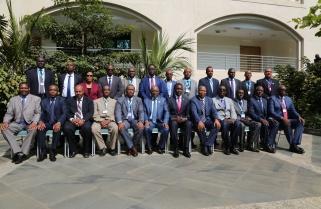 EASF Meeting Opens in Kigali